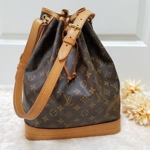 😍Beautiful Louis Vuitton Noe GM Monogram